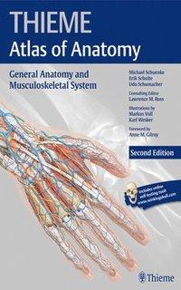 bokomslag General Anatomy and Musculoskeletal System (THIEME Atlas of Anatomy)