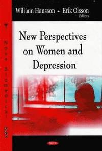bokomslag New Perspectives on Women &; Depression