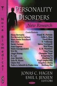 bokomslag Personality Disorders