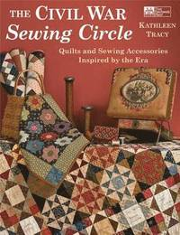 bokomslag The Civil War Sewing Circle