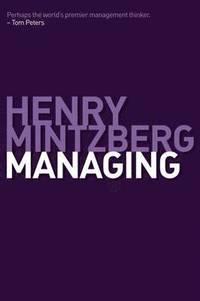 bokomslag Managing