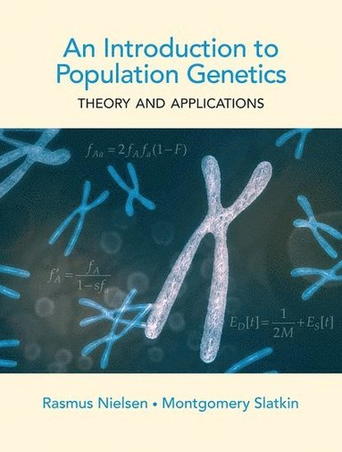 bokomslag Introduction to population genetics - theory and applications