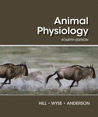 bokomslag Animal Physiology