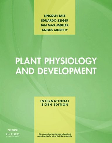 bokomslag Plant Physiology and Development