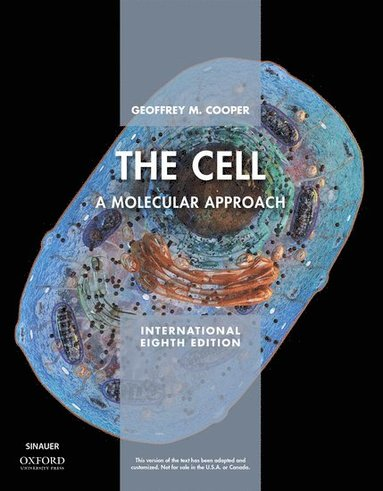 bokomslag The Cell: A Molecular Approach