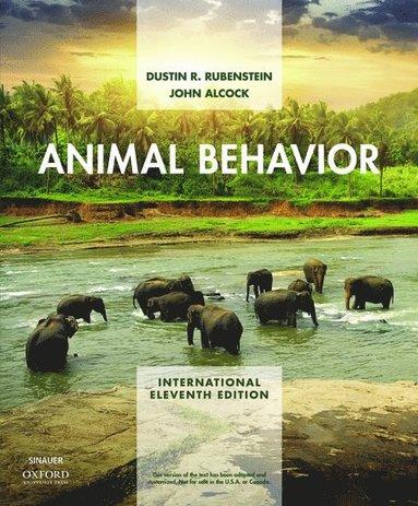 bokomslag Animal Behavior