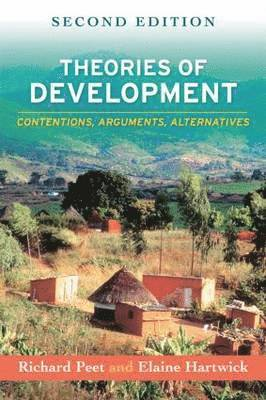 bokomslag Theories of Development: Contentions, Arguments, Alternatives
