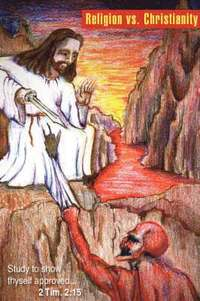 bokomslag Religion vs. Christianity
