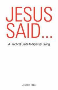 bokomslag Jesus Said...