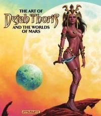 bokomslag Art of Dejah Thoris and the Worlds of Mars