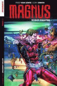 bokomslag Magnus: Robot Fighter Volume 2