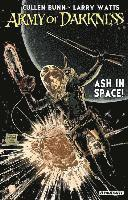 bokomslag Army of darkness: ash in space
