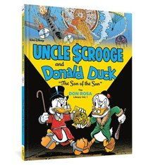 "bokomslag Walt Disney's Uncle Scrooge and Donald Duck: ""The Son of the Sun"" - Don Rosa Library"