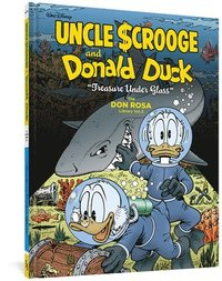 "bokomslag Walt Disney Uncle Scrooge and Donald Duck: ""treasure Under Glass"" (the Don Rosa Library Vol. 3)"