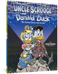 bokomslag Walt Disney Uncle Scrooge and Donald Duck: 'the Richest Duck in the World' (the Don Rosa Library Vol. 5)
