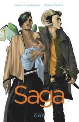bokomslag Saga Volume 1