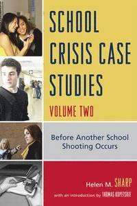 bokomslag School Crisis Case Studies