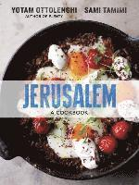 bokomslag Jerusalem: A Cookbook