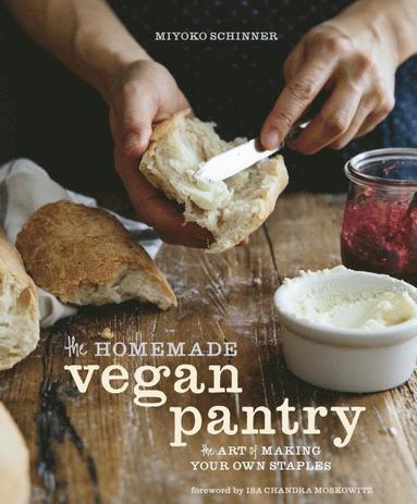 bokomslag The Homemade Vegan Pantry
