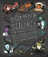 bokomslag Women In Science: 50 Fearless Pioneers Who Changed the World