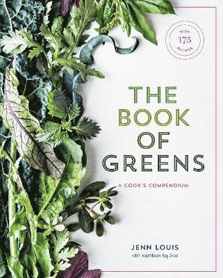 bokomslag Book of greens