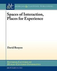 bokomslag Spaces of Interaction
