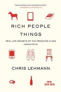 bokomslag Rich People Things