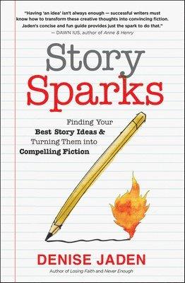 bokomslag Story sparks