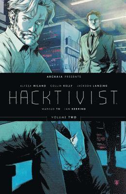 bokomslag Hacktivist vol. 2