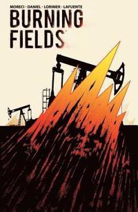 bokomslag Burning Fields