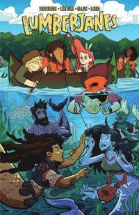 bokomslag Lumberjanes vol. 5 - band together