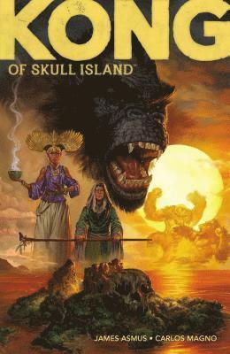 bokomslag Kong of skull island vol. 1
