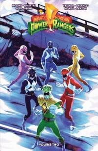 bokomslag Mighty morphin power rangers vol. 2