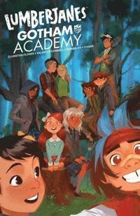 bokomslag Lumberjanes/gotham academy