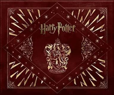 bokomslag Harry potter: gryffindor deluxe statione
