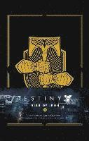bokomslag Destiny: rise of iron: blank hardcover s