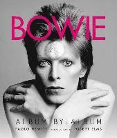 bokomslag Bowie: Album by Album