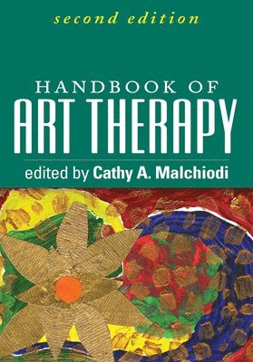 bokomslag Handbook of art therapy