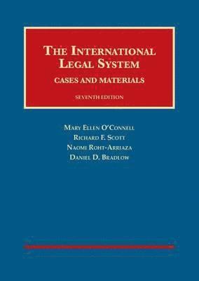 bokomslag The International Legal System