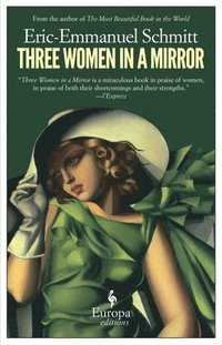 bokomslag Three Women In A Mirror