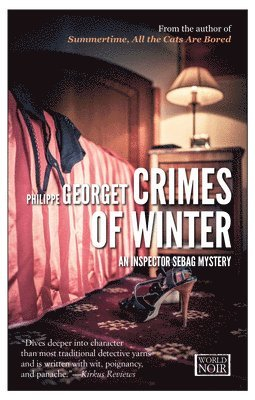 bokomslag Crimes of winter - an inspector seabag mystery