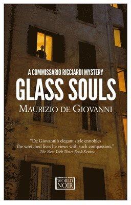bokomslag Glass souls