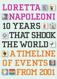 bokomslag 10 Years That Shook The World