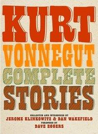 bokomslag Kurt Vonnegut Complete Stories