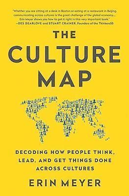 bokomslag Culture map - decoding how people think, lead, and get things done across c