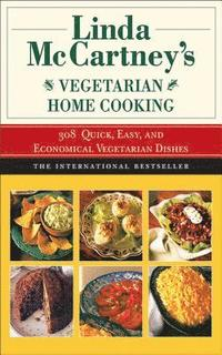 bokomslag Linda McCartney's Home Vegetarian Cooking