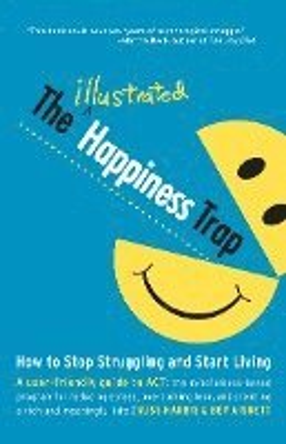 bokomslag Illustrated Happiness Trap