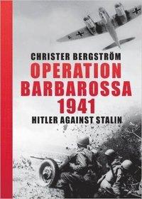 bokomslag Operation Barbarossa 1941