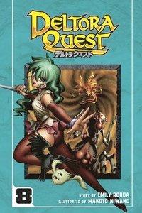 bokomslag Deltora Quest 8