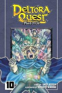 bokomslag Deltora Quest 10